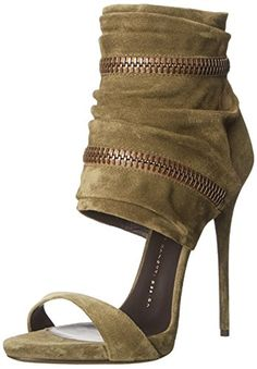 Trendy High Heels Inspiration : Giuseppe Zanotti Women's Dress Sandal, Antiradar Cappero, 6 M US Giuseppe Zanott. Zapatos Shoes, Shoes Heels, Suede Heels, Crazy Shoes, Me Too Shoes, Stiletto Heels, High Heels, Stilettos, Pumps