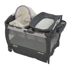 """Graco Pack 'n Play Playard With Cuddle Cove Removable Vibrating Seat & Changing Stattion - Janey - Graco - Babies """"R"""" Us"""