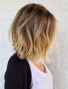 Most popular ombre hair color ideas hairstyles # 2017 . Most popular Ombre hair color ideas # 2017 Source by julikaloos Hairstyles Haircuts, Pretty Hairstyles, Bob Haircuts, Medium Haircuts, Summer Hairstyles, Layered Hairstyles, Hairstyle Short, Wedding Hairstyles, Hairstyle Ideas
