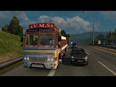 Ashok Leyland Load Lorry Truck Driving in NH Road - Indian Truck Simulator - ETS2 Gameplay - YouTube Bus Games, Truck Games, Ashok Leyland, Truck Mods, Trucks, Indian, Youtube, Travel, Viajes
