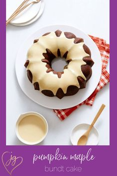Pumpkins are one of those ingredients that work in almost anything. It is a true star in this easy-to-prep bundt cake. Who doesn't like a bundt cake? #thanksgiving #roshhashanah #cake Sukkot Recipes, Gourmet Recipes, Cake Recipes, Kosher Recipes, Dessert Recipes, Bundt Cake Pan, Bundt Cakes, Cake Pans, Cup Cakes
