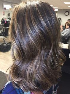 Ideas hair color ombre ideas for brunettes balayage highlights - List of the best Women's Hairstyles Brown Blonde Hair, Light Brown Hair, Brunette Hair, Babylights Brunette, Bayalage, Hair Color And Cut, Ombre Hair Color, Brown Hair Colors, Hair Color For Morena Skin