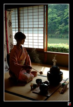 Kyoto Tea Time