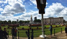 Memories of an unforgettable journey ..  - #london #buckinghampalace #summer #sun #bluesky #clouds #panorama #view #england #queen #nature #amazing #trip #journey #londra #people #photo #photooftheday #fuji #gopro #landscape #nikon #afprod by a.f_production