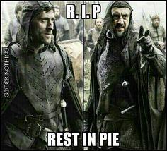 Rest In Pie