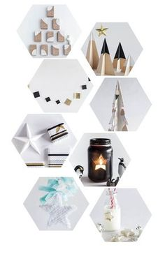 Great idea for an advent calendar made with craft boxes