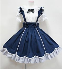 Gothic Desings Custom Trendy Lolita Dress Perfect Elegant Graceful V Halloween | eBay