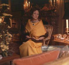 Duchess of Windsor in her Paris home