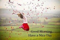 Good Morning Girls HD Wallpaper