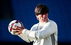 Germany's football association (DFB) is eager to extend the contract of national team coach Joachim Loew past the 2018 World Cup, DFB president Reinhard Grindel said on Monday.