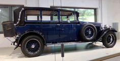 Mercedes-Benz, Typ Nürburg 460, Baujahr 1929 (7) - Mercedes-Benz W 08 – Wikipedia