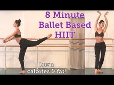 The perfect workout routine is one that combines strength training and some form of cardio. The problem is, most people hate doing cardio and will make up any excuse not to do it. Ballerina Workout, Cardio Workout At Home, Cardio Routine, Cardio Hiit, 8 Minute Workout, Cardio Training Zu Hause, Ballet Body, Ballet Barre, Yoga Pilates