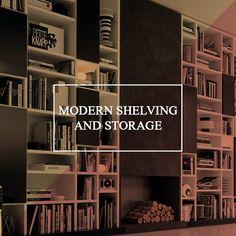 Cube Storage, Storage Shelves, Storage Spaces, Contemporary Shelving, Modern Shelving, Bookshelves, Bookcase, Home Decor, Storage Racks