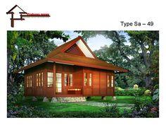 70 Desain Rumah Kayu Minimalis Sederhana Klasik Desainrumahnya Membangun Dibangun
