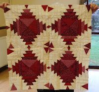 Angie Quilts: Caverswall Quilt Cave