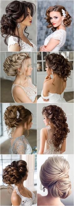 1338 Best Hair Styles For The Bride Bridal Party Images In 2019