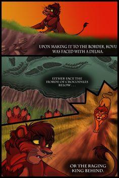 Kiara y kovu, parte 44 Lion King 4, Lion King Story, Le Roi Lion, Reading Stories, Crocodiles, Impala, Disney Pixar, Rage, The Past