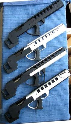 Ruger 1022 Raptor - 10/22 mod shroud - Google Search