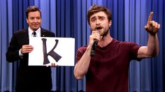 WHAT SORCERY IS THIS?!  Daniel Radcliffe's Rapping Skills Indicate Presence of Actual Magic
