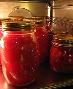 Tomatenpasta inmaken