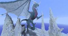 Αποτέλεσμα εικόνας για minecraft dragon buildings