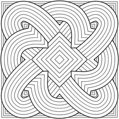 images of printable hard geometric coloring pages  Geometripcom