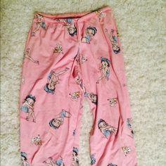 Betty Boop Pajama Pants Betty Boop Pajama Pants Intimates & Sleepwear Pajamas