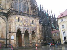 Castillo de Praga y Catedral de San Vito... soberbia !