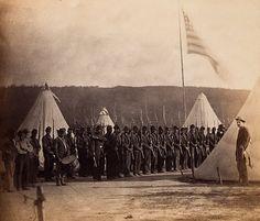Civil War: Union soldiers
