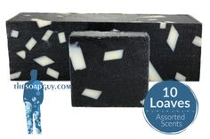 The Soap Guy takes the work out of it for you -- leaving you with more time for you to do what you do best!  Loaves are pre-cut, saving you tons of time!! Free custom labels available, saving you tons of time!! Perfect for your local shop or boutique hotel  Most customers that come looking for
