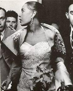 Lady Day… Billie Holiday