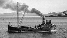 SS Glenary in Rothesay Bay