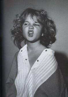 Cute Babies Who Grew Up to Be Movie Stars. Drew Barrymore