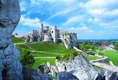 Zamek Ogrodzieniec, 10 najpiękniejszych zamków w Polsce