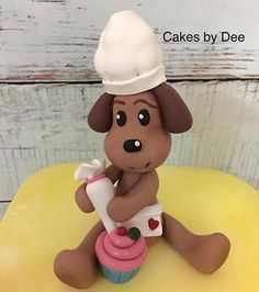 You have to see Puppy Baker by CakesByDee!