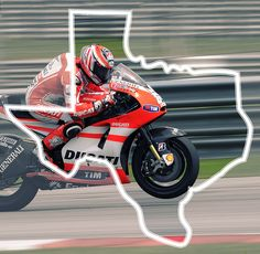 Don't mess with Texas   MotoGP   Ducati GP11 Motorcycle