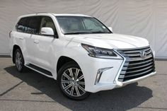 Lexus Lx 570 SUV the perfect 8 seater Street dreams