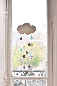 vidám eső