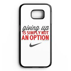 Nike Galaxy Samsung Galaxy S6 Edge Plus Case