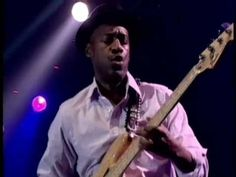 Marcus Miller / Run For Cover - this song was first recorded in 1981 on a David Sanborn album - it is his signature pirce