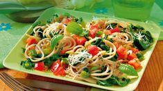 Keine Zeit zum Kochen? Dann kommen diese blitzschnellen Spaghetti-Rezepte wie gerufen ...