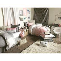 when your whole room feels like sweatpants <3 | dormify.com