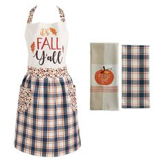 Add some fun to your kitchen with DII's countless aprons styles. You can create custom embroidered aprons with most of our aprons perfect for unique gifts or uniforms for coffee shops & restaurants.