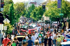 Downtown Napa Chefs Market #travel #tourism #NapaValleyHoliday