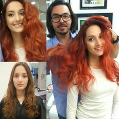 red hair  by @manualvares_