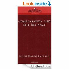 Amazon.com: Compensation and Self-Reliance (Cosimo Classics Philosophy) eBook: Ralph Waldo Emerson: Books