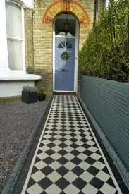 victorian terraced house front path - Google Search