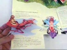 立體書: Encyclopedia Mythologica-Fairies and Magical Creatures