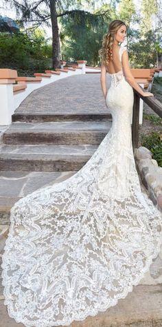 Wedding dress idea; Featured Dress: Kittychen Couture