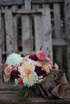 Backyard Bouquets {9.18.14} - Love 'n Fresh Flowers
